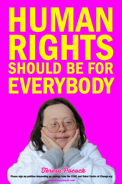 Teresa's Human Rights