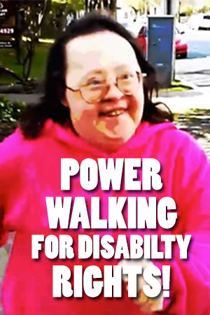 Teresa Pocock Power Walks
