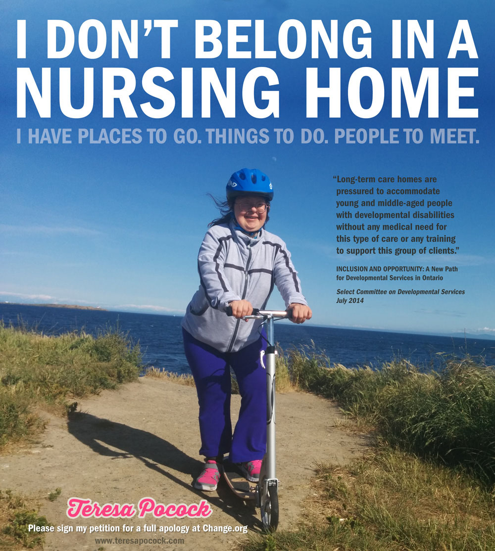 I Don't Belong in a Nursing Home